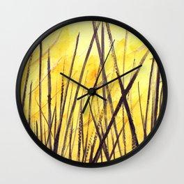 Juncos Wall Clock