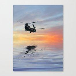 Homeward Bound 2 Canvas Print