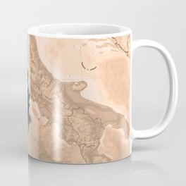 Michelangelo's David Coffee Mug