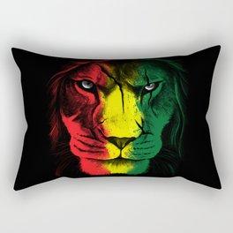 The Wild Rasta Rectangular Pillow