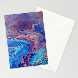 Topography of the Imagination Stationery Cards