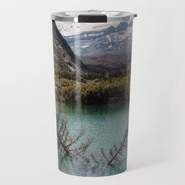 Glacier basin Travel Mug