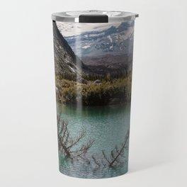 Glacier basin Travel Mug