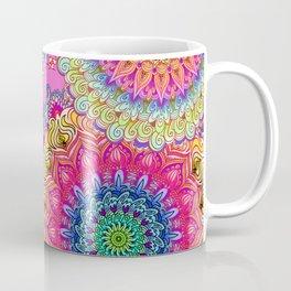 mandala circles Coffee Mug