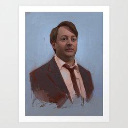 Mark Crorrigan Art Print