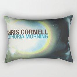 Chris Cornell Audioslave Temple of the Dog Rectangular Pillow