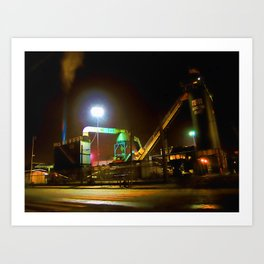 Red Hook 2 Art Print