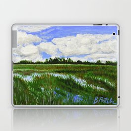 Shark Valley Landscape 1 Laptop & iPad Skin