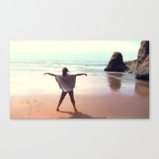 young.wild.&.free Canvas Print