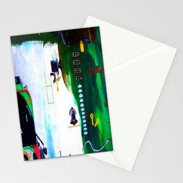 engine Stationery Cards