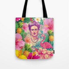 Frida Jungle Tote Bag