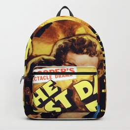 The Last Days of Pompeii Backpack
