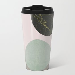 Stones and moon Travel Mug