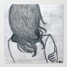 Hibernate. Canvas Print