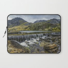 Llyn Ogwen Weir Laptop Sleeve
