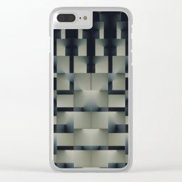 Petty Insistence Clear iPhone Case