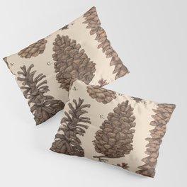 Pinecones Pillow Sham