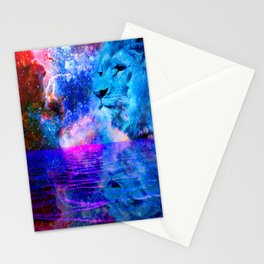 BEHOLD THE LION OF JUDAH Stationery Cards