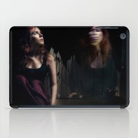 bed iPad Cases featuring Bed by Annamaria Kowalsky