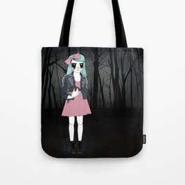 Corpse Paint Tote Bag