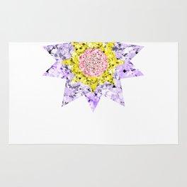 Dazzling Diamond Starmie! Rug