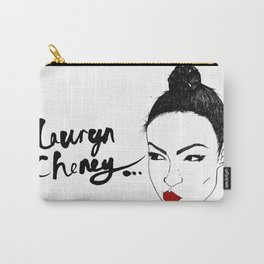 LAURYN CHENEY COLLECTION Carry-All Pouch