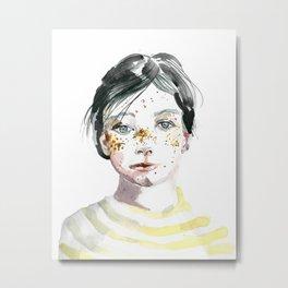 sunspot child Metal Print