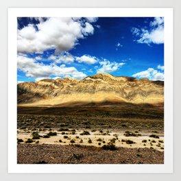 Death Valley Beauty Art Print