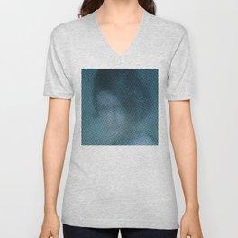 Antonina Shulz in the color grid Unisex V-Neck