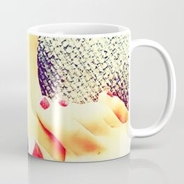 Chace Stuart Hearts And Feet Coffee Mug