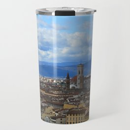 Florence Firenze Travel Mug