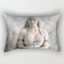 ash goddess Rectangular Pillow