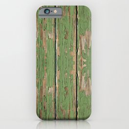 Chipped Paint iPhone Case