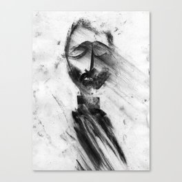 Komitas Canvas Print