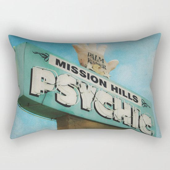 Gypsies, Tramps and Thieves Rectangular Pillow