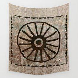 Simbologia Tribal 1 (Islas Canarias) Wall Tapestry