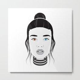 Sarah McDaniel Metal Print