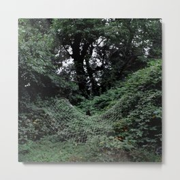 Found Functions 1/4 Metal Print