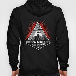 Illuminati Eye Of Providence Tee Adult Black New Illuminat Hoody