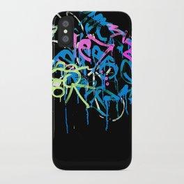 Electric Graffiti  iPhone Case