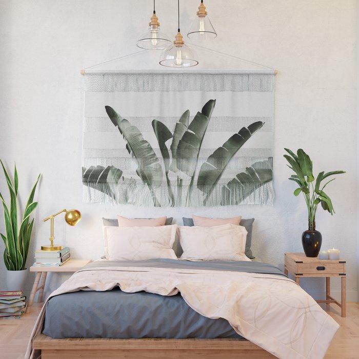 Traveler palm Wall Hanging