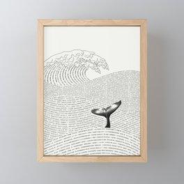 The Ocean of Story Framed Mini Art Print