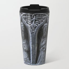 Travel to Ireland: A Monk's Tomb Travel Mug