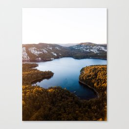 La Cloche Mountains, Ontario Canvas Print