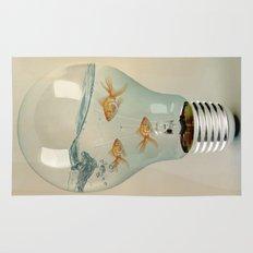 ideas and goldfish 03 Rug