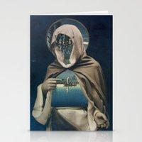 sailor Stationery Cards featuring SAILOR by Julia Lillard Art