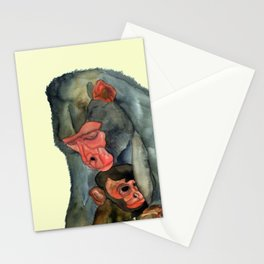 Motherly Protection Stationery Cards