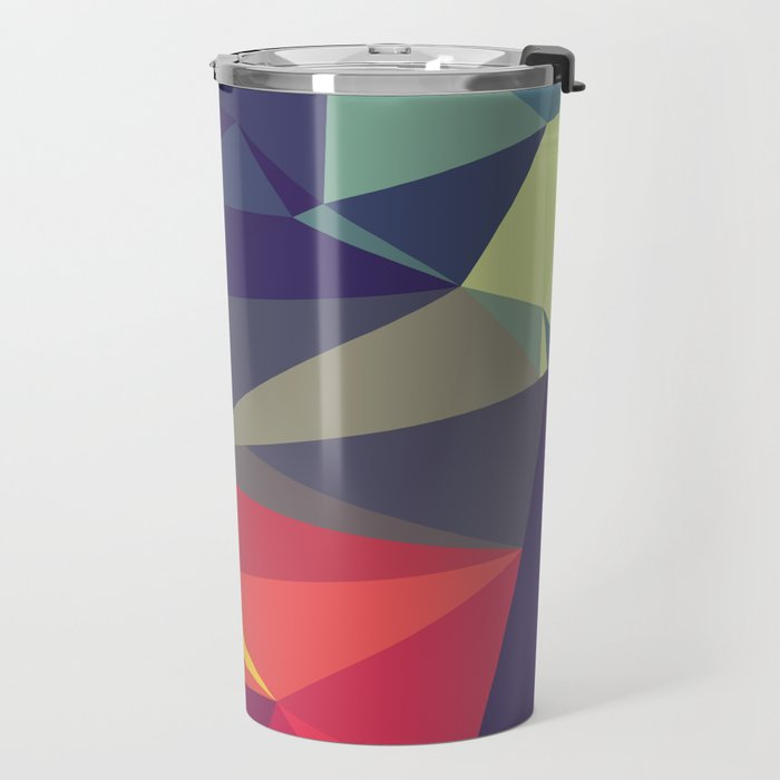 Flash Of Color Travel Mug