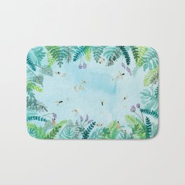 Watering hole Bath Mat