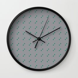 Noeud-Papillon Wall Clock